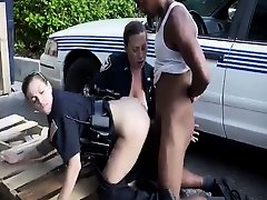 Hot milf first time I will catch any perp with a giant ebony dick  and