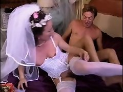 The orgy of the bride