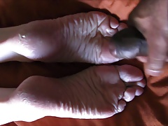 Cumload for Lyn's Soles & Dry Cracked Heels!