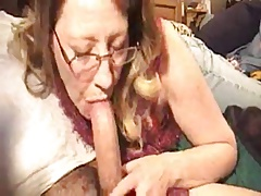 Great Mature Blowjob
