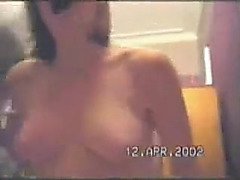 Movie montage of cute youthful girlfriend