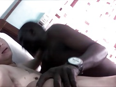 interracial hongkong african kissing sucking fondling bbc