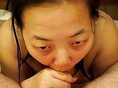 chinese girl best knowledge - blowjob