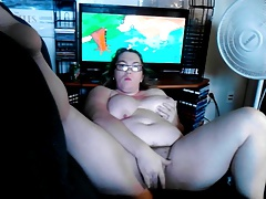 my wife latanya stewart playing wiht her tits and pussy