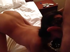 New bitch. Nice BJ in hotel room