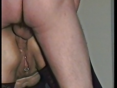 Anal and squirt