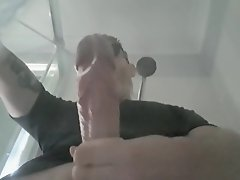 Big Hard Cock Eruption