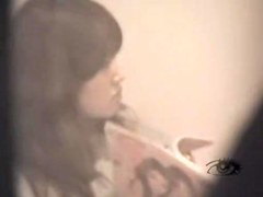 Adult spy cam video with japanese girl who masturbates