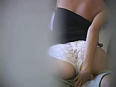 Voyeur video with couple having sex