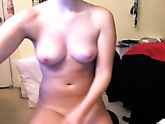 Girl on Webcam 2 of 2