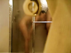 Hardcore kinky fuck in a shower