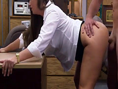 Face down ass up masturbation PawnShop Confession!