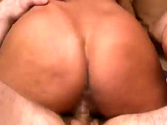 Jazmyn and Stephanie Moretti threesome sex on the couch