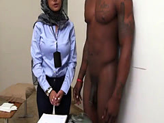 Muslim footjob first time Black vs White  My Ultimate Dick Challenge.